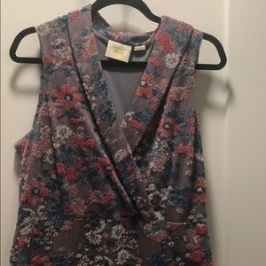 Gorgeous Maeve from Anthropologie floral dress
